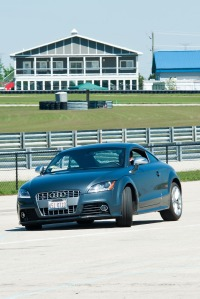 Audi Owners Event Held on May 9th 2012 at the Autobahn Country Club in Joliet.