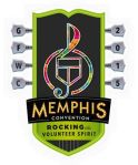 Memphis convention logo
